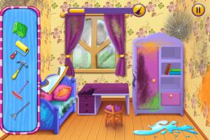 Limpe a Casa dos Sonhos - screenshot 1