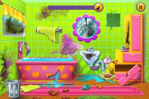 Limpe a Casa dos Sonhos - screenshot 3