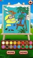 Livro de Colorir Minions 2 - screenshot 3