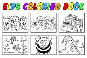 Livro Para Colorir 2 - screenshot 1