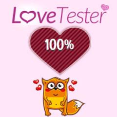 Jogo Love Tester