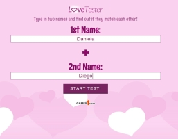 Love Tester - screenshot 1