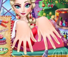 Manicure no Natal de Elsa - screenshot 2