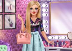 Mude o Visual de Barbie