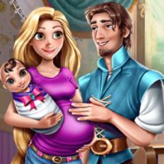 Jogo Rapunzel & Flynn Decoram o Quarto