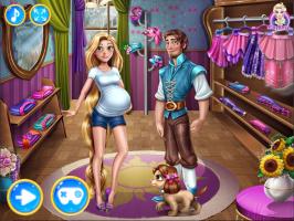 Rapunzel & Flynn Decoram o Quarto - screenshot 1