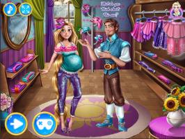 Rapunzel & Flynn Decoram o Quarto - screenshot 2