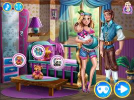 Rapunzel & Flynn Decoram o Quarto - screenshot 3
