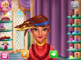 Salão de Cabeleireira de Esmeralda - screenshot 1