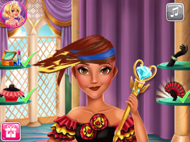 Salão de Cabeleireira de Esmeralda - screenshot 2