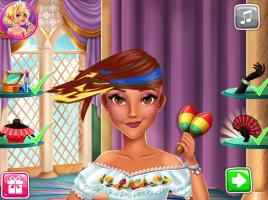 Salão de Cabeleireira de Esmeralda - screenshot 3