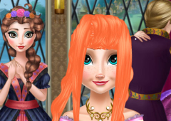 Salão de Cabeleireiro de Elsa