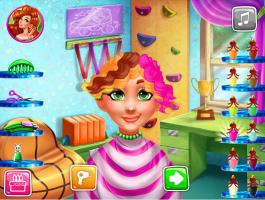 Salão de Cabeleireiro de Jessie - screenshot 1