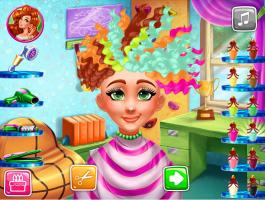 Salão de Cabeleireiro de Jessie - screenshot 2