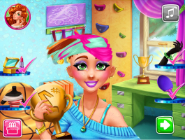Salão de Cabeleireiro de Jessie - screenshot 3