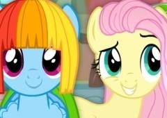 Salão de Cabelo do My Little Pony