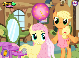 Salão de Cabelo do My Little Pony - screenshot 3