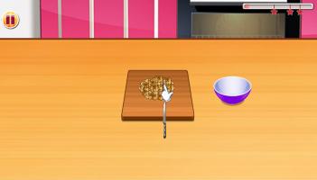 Sara Cozinha Brownie de Caramelo - screenshot 1