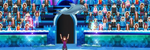 Show de Golfinho 8