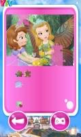 Quebra-cabeças da Sofia e Amigos - screenshot 1