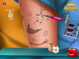 Tatuagens da Elsa - screenshot 2