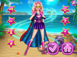 Vestir a Super Barbie - screenshot 2