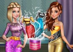 Vista as Garotas Para a Festa