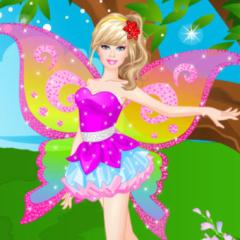 Jogo Vista Barbie de Fada