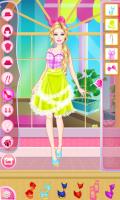Vista a Barbie Florista - screenshot 1