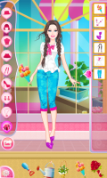 Vista a Barbie Florista - screenshot 3