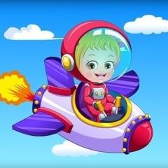 Jogo Vista Hazel de Astronauta