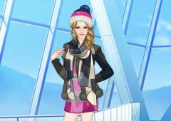 Vista Helen Estilo Inverno