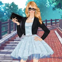 Jogo Vista Helen Vestido Bustier